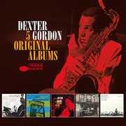 5 Original Albums by Dexter Gordon , Dexter Gordon