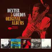 5 Original Albums by Dexter Gordon , Dexter Gordon
