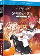 The Testament Of Sister New Devil Burst: Season Two + Ova , Chris Hackney