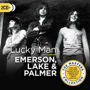 Lucky Man: The Masters Collection , Emerson, Lake & Palmer
