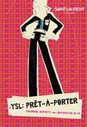 YSL: Pret-a-Porter: Coloring, Activity, and Inspiration Book