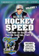 Secrets of Hockey Speed: Volume 1