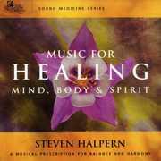 Music for Healing , Steven Halpern