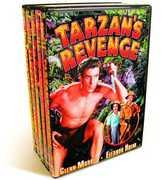 Tarzan's Revenge /  Tarzan Fearless /  Tarzan & the , Glenn Morris