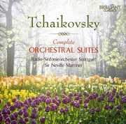Complete Orchestral Suites , Neville Marriner