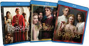 The Borgias: The Complete Series , Augustus Prew