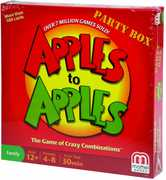 Mattel Games - Apples To Apples Party Box Card Game