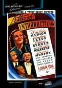 Letter of Introduction , Adolphe Menjou