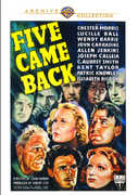 Five Came Back , Chester Morris