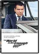 The World Is Not Enough , Pierce Brosnan