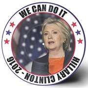 We Can Do It , Hillary Clinton