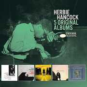 5 Original Albums by Herbie Hancock , Herbie Hancock