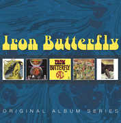 Original Album Series [Import] , Iron Butterfly
