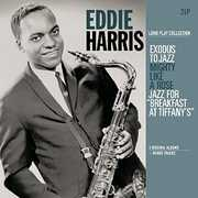 Exodus To Jazz /  Mighty Like A Rose /  Jazz For Breakfast At Tiffany's [Import] , Eddie Harris