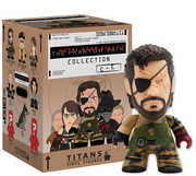 Metal Gear Solid TITANS: The Phantom Pain Collection Single Unit