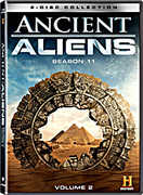 Ancient Aliens: Season 11, Vol. 2