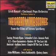 Great Movie Scores: Films of Steven Spielberg