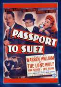 Passport to Suez , Warren William