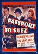 Passport to Suez , Warren William