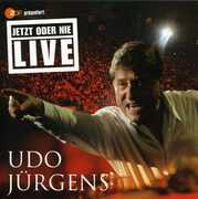 Jetzt Order Nie: Live 2006 [Import] , Udo J rgens