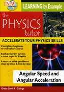 Angular Speed and Angular Acceleration , Jason Gibson
