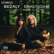 Masterworks for Flute & Piano , Sharon Bezaly