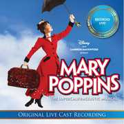 Mary Poppins: The Live Cast Recordings , Various Artists
