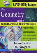 Geometry Tutor: Introduction to Polygons , Jason Gibson