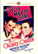 Boy Meets Girl , James Cagney