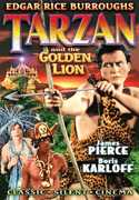 Tarzan and the Golden Lion , James Pierce