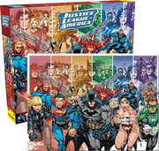DC Comics- Justice League of America 1000 pc Puzzle