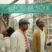 California Soul: Funk & Soul from the Golden State [Import]