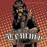 In Memory Of Lemmy - Tribute To Motorhead , Various Artists