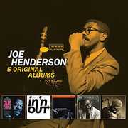 5 Original Albums by Joe Henderson , Joe Henderson