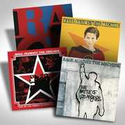 Rage Against The Machine Vinyl Bundle , Rage Against the Machine