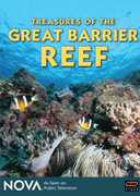 Nova: Treasures of the Great Barrier Reef , Stacy Keach