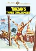 Tarzan's Three Challenges , Jock Mahoney