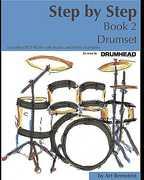 Step By Step Book 2 Drumset , Art Bernstein