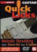 Quick Licks: Stevie Ray Vaughan Melodic Shredding - Key: E Lydian , Andy James