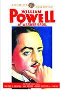 William Powell at Warner Bros. , William Powell