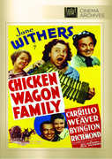 Chicken Wagon Family , Jane Withers
