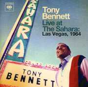 Live at the Sahara: Las Vegas 1964 , Tony Bennett