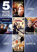 5-Movie Action Collection: Volume 1 , Chuck Norris