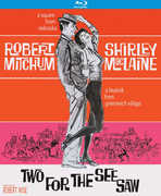 Two for the Seesaw , Robert Mitchum