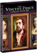 The Vincent Price Collection: Volume 3 , Vincent Price