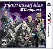 Fire Emblem Fates: Conquest for Nintendo 3DS