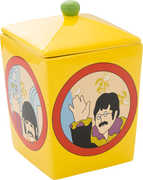 Beatles Yellow Submarine Ceramic Cookie Jar