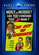 An Act of Murder , Fredric March