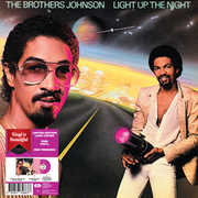 Light Up The Night (Pink Vinyl) (Limited Edition) , The Brothers Johnson