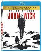 John Wick: 2-Film Collection , Keanu Reeves